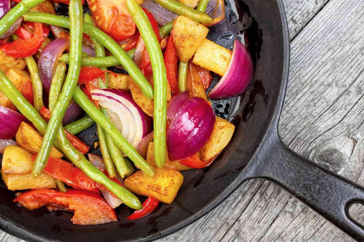 Obst und Gemüse besonders behandeln