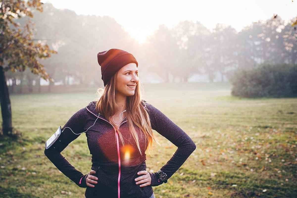 Stoffwechsel anregen: Auch im Winter fit und voller Energie