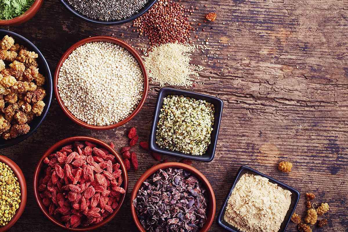 5 Superfood-Alternativen, die bei uns heimisch sind.