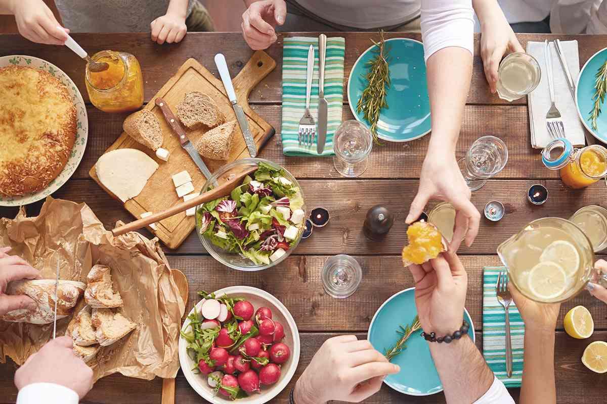Wie gesund ist unsere Ernährung heute?