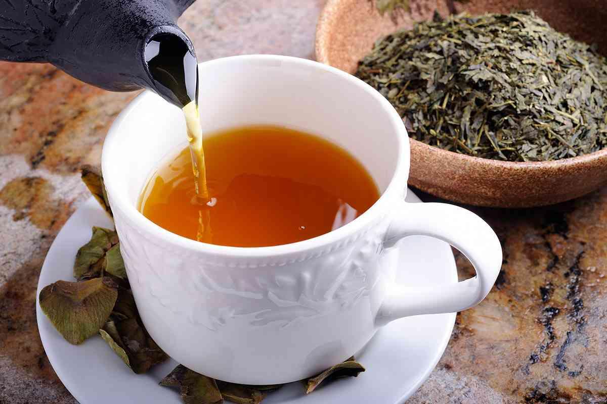 Tee ist Wellness für Körper und Geist.