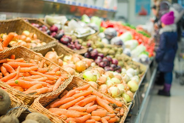 Eimal in der Woche ein Großeinkauf: Das spart beim Clean Eating Zeit