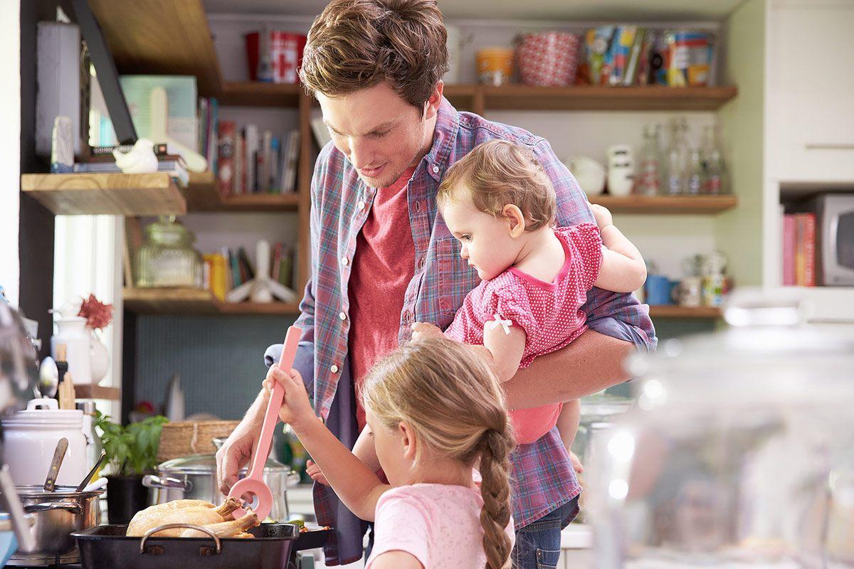 Tipps für Clean Eating mit der Familie