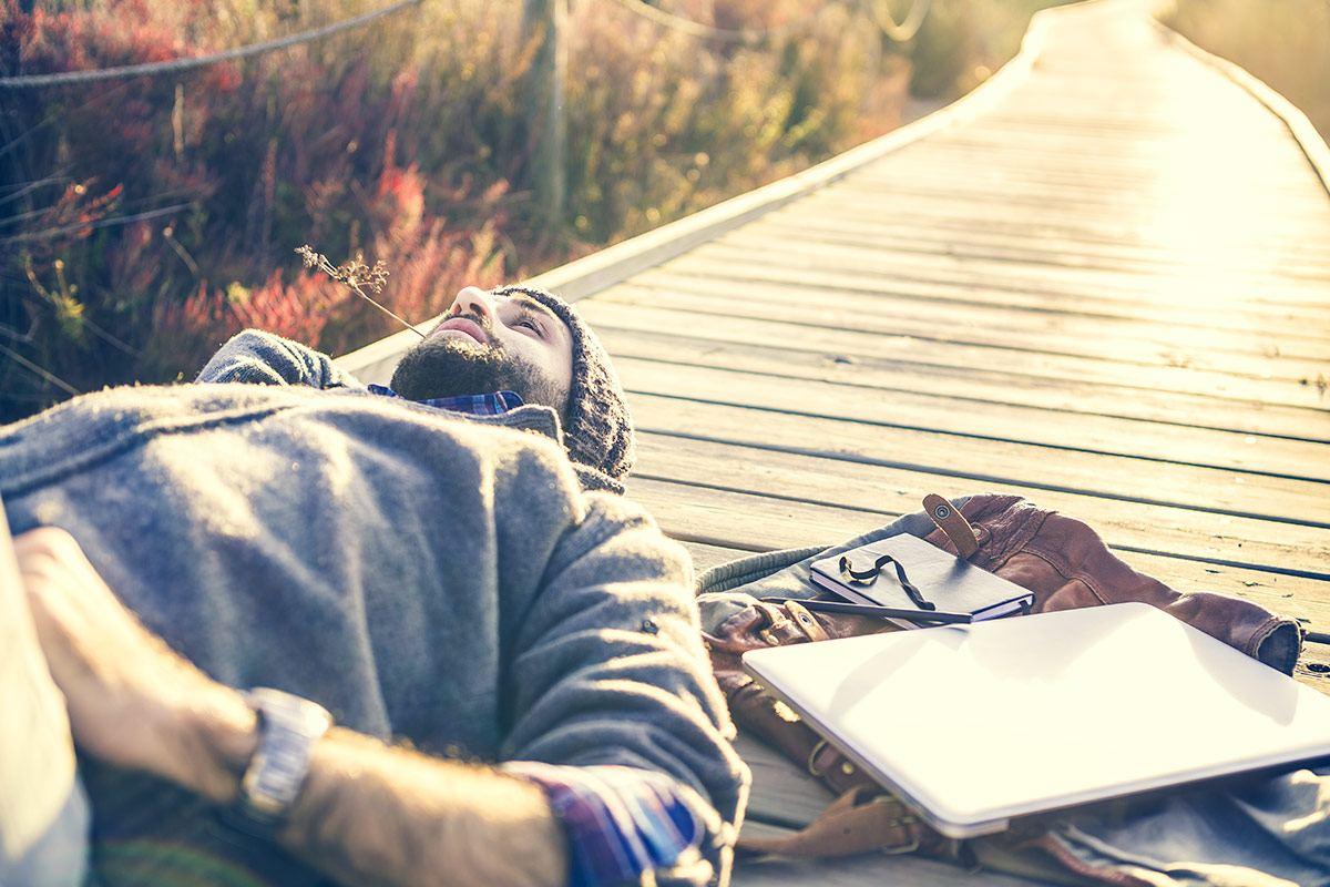 Stress kann die Gesundheit gefährden, hier finden Sie Tipps gegen Stress.