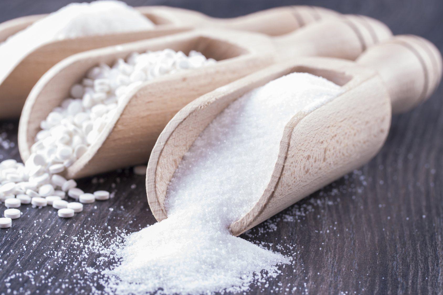 Künstliche Süßstoffe finden immer häufiger den Weg in unsere Lebensmittel