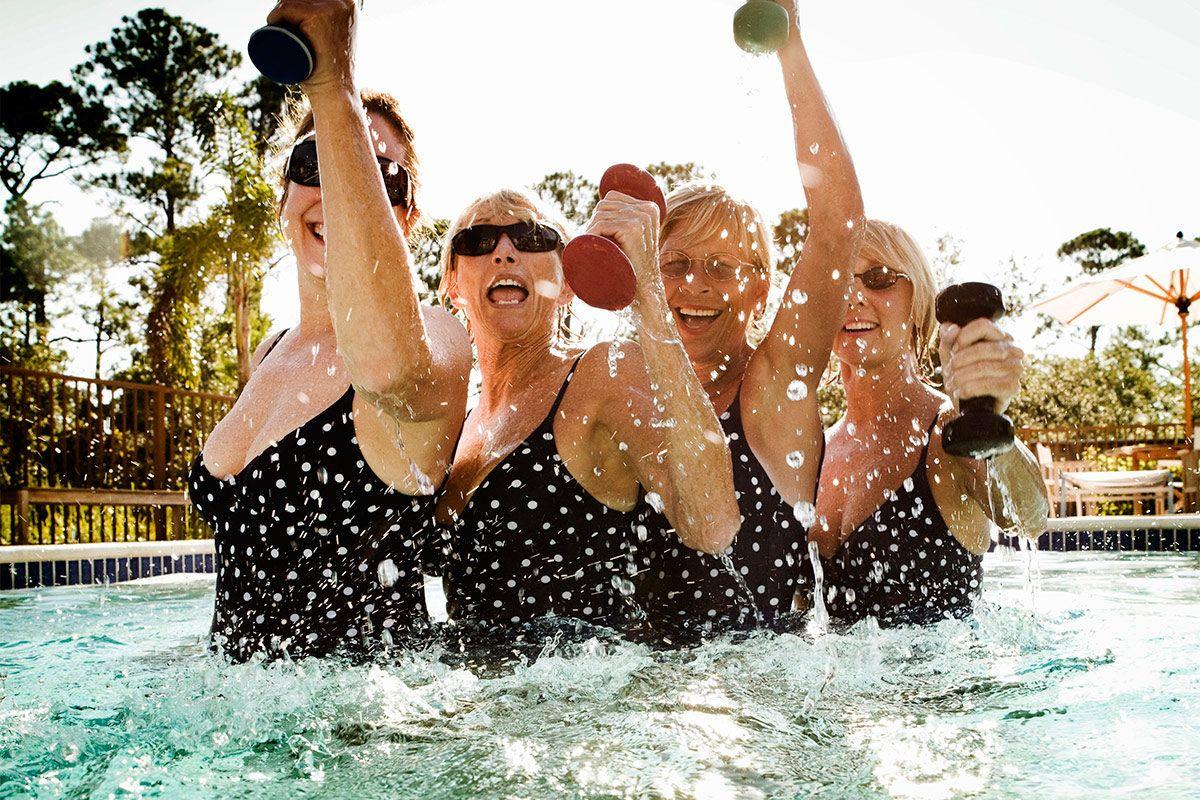 Bewegung stärkt das Immunsystem im Sommer.