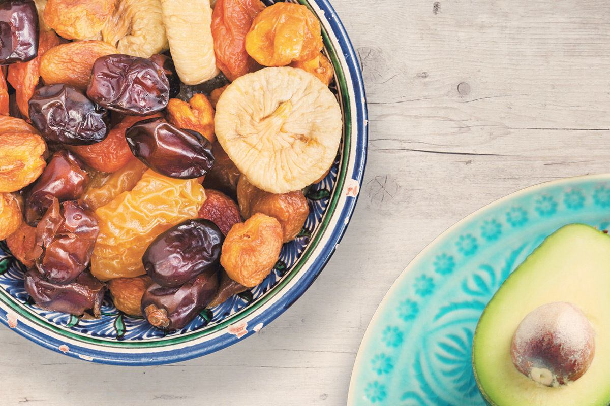 Brainfood: Diese Lebensmittel unterstützen Konzentration und Wohlbefinden.