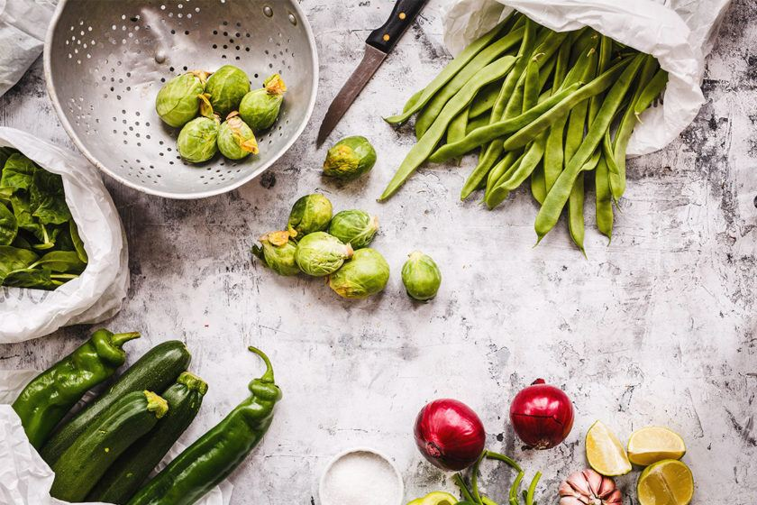 Beim Kochen Vitamine schonen