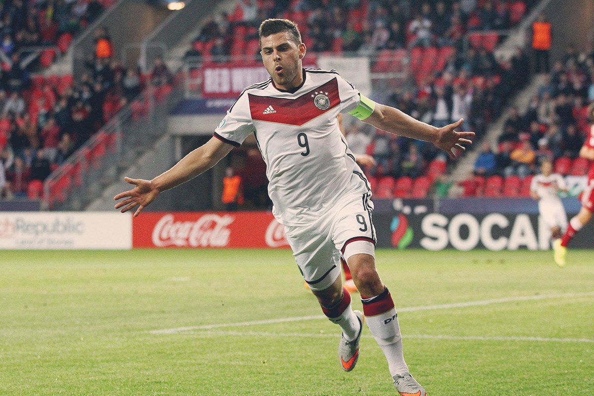 Im Interview: Kevin Volland
