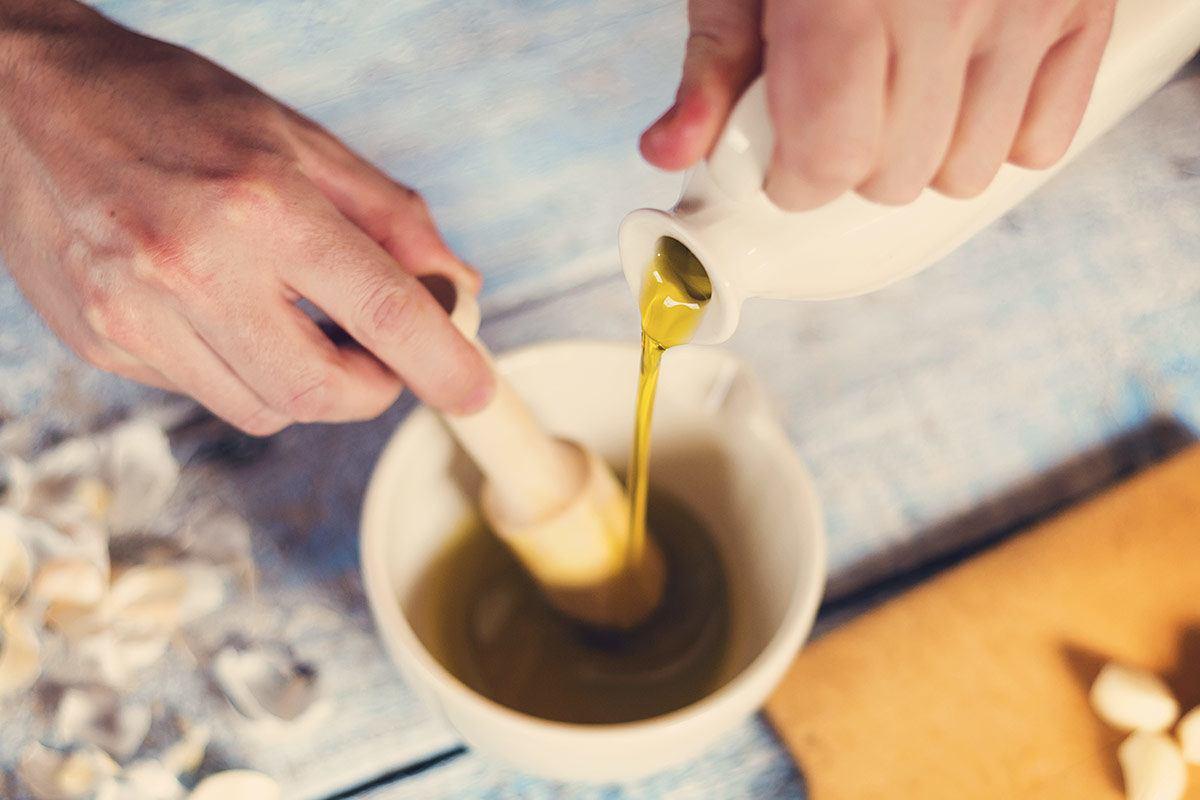 Olivenöl ist ein besonders gesundes Öl
