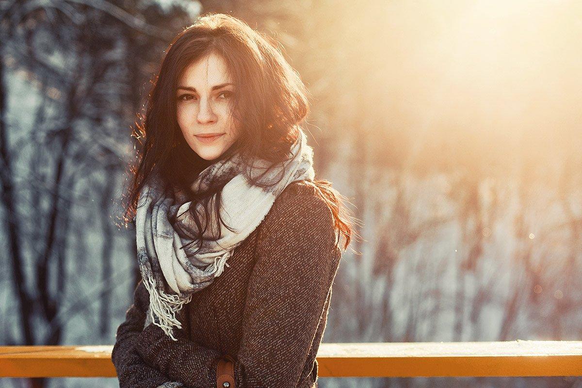 Winterspeck - Im Winter fällt Abnehmen besonders schwer.