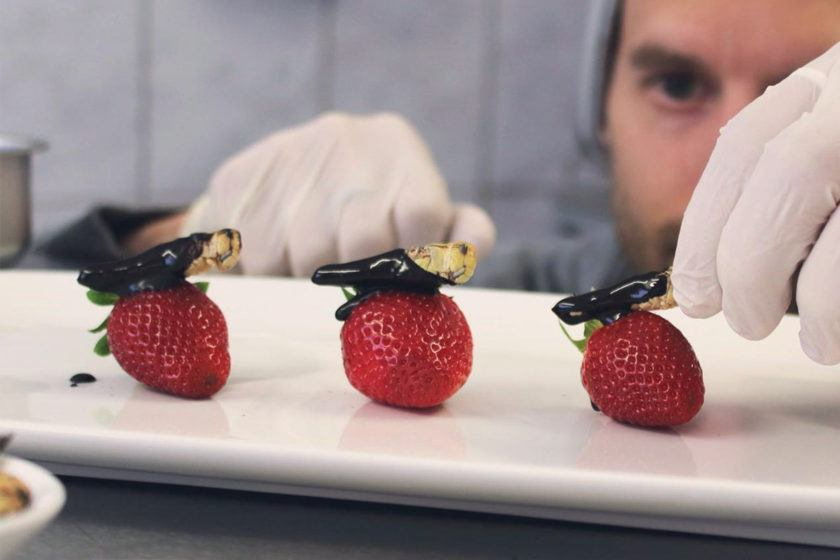 Insekten essen: Richtig zubereitet eine wahre Delikatesse