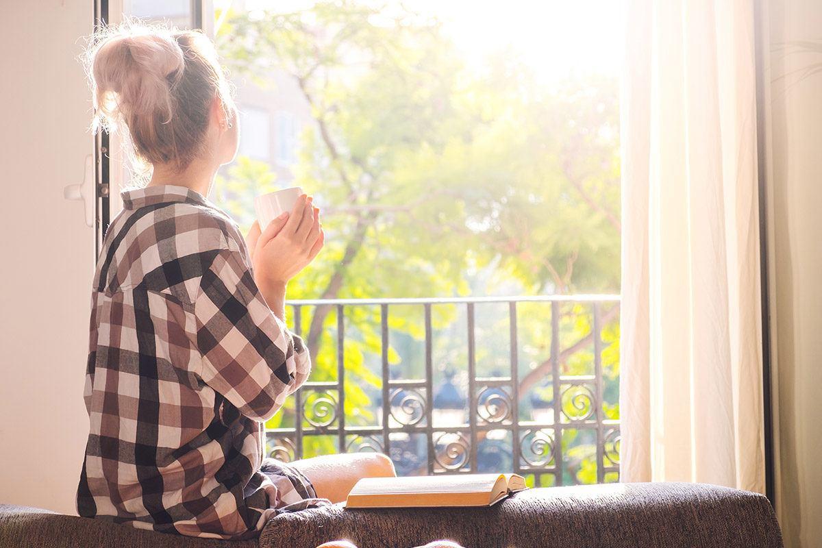 Gegen Stress hilft ein Morgenritual