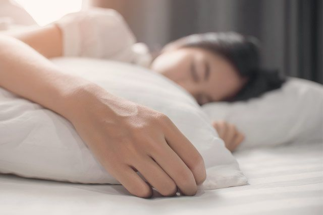 Träumen ist ein wichtiger Bestandteil des gesunden Schlafs.