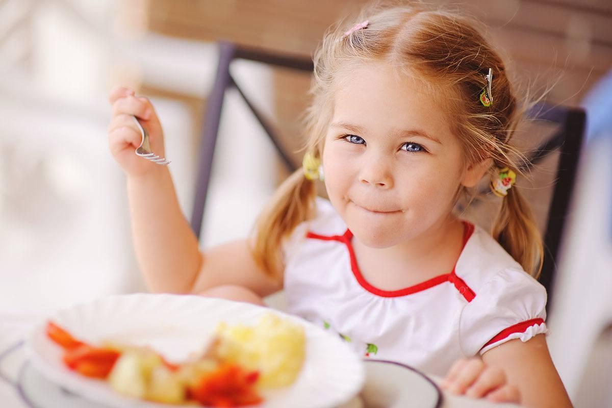 Gesunde Pizza, Pommes & Co. für Kinder