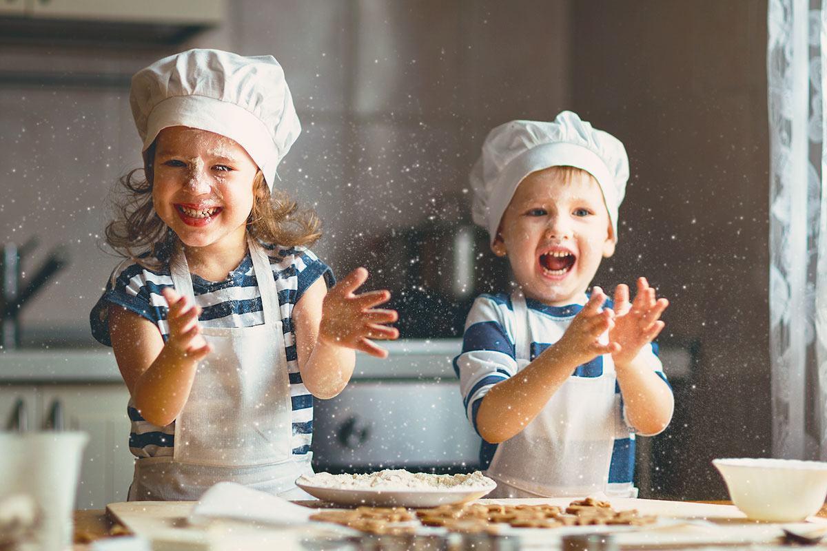 Backen ohne Mehl: Das sind die besten Alternativen