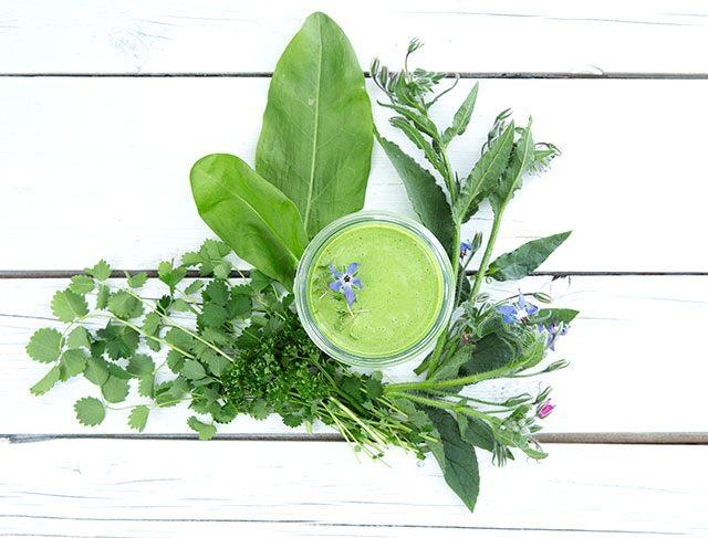 Gesunder Vitaminspender im Frühling: Die Frankfurter Grüne Soße