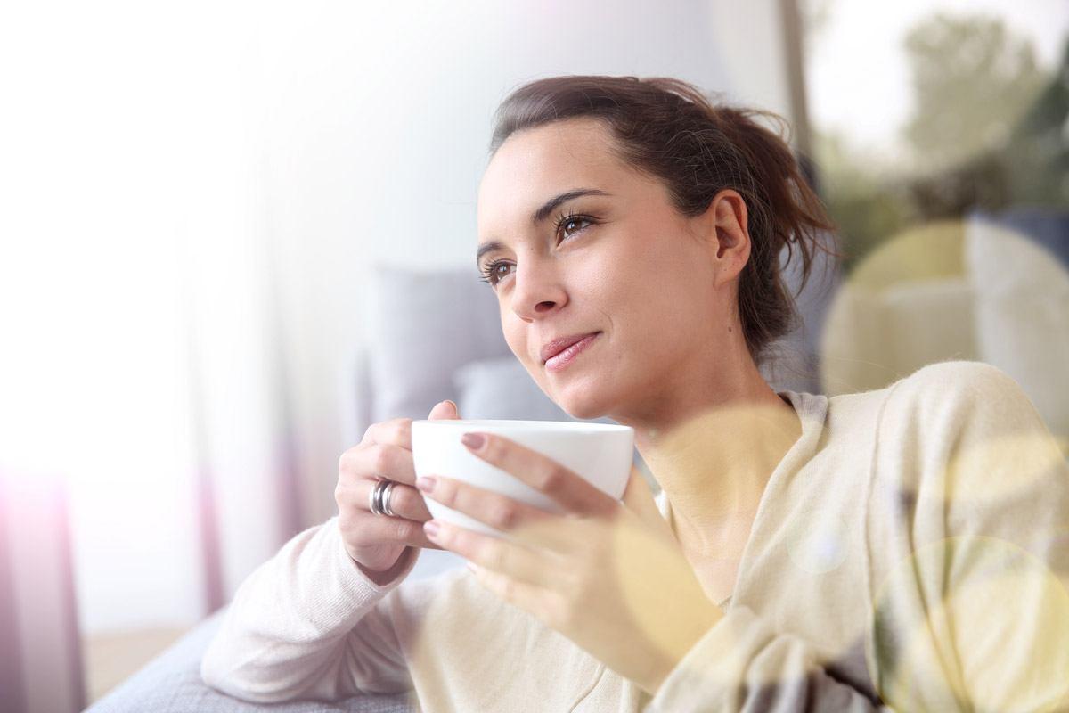 Ein Tee aus Fenchel und Anis beruhigt den Magen.