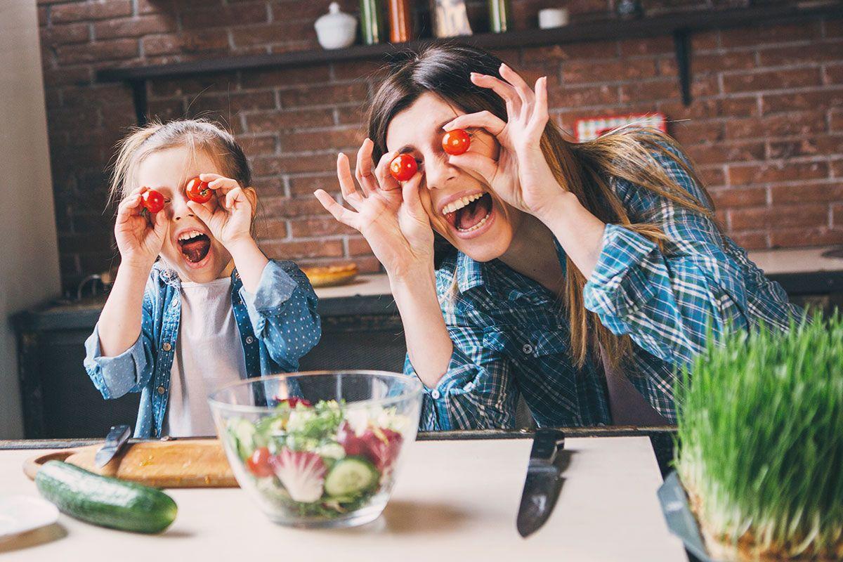 Tomaten können wir mit gutem Gewissen genießen - trotz der enthaltenen Lektine.