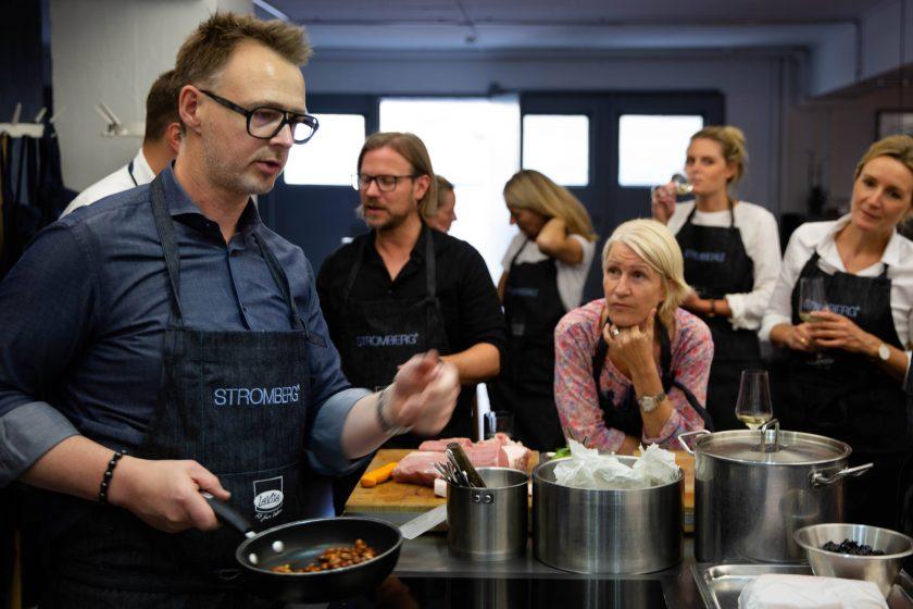 Unser Besuch beim FOCUS FITMACHER Gourmetkurs mit Holger Stromberg.