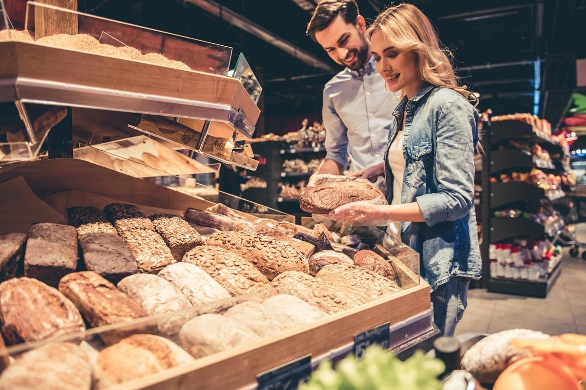 FORDMAP-Diät: Wer einen Reizdarm hat, muss beim Einkauf ganz genau hinsehen.