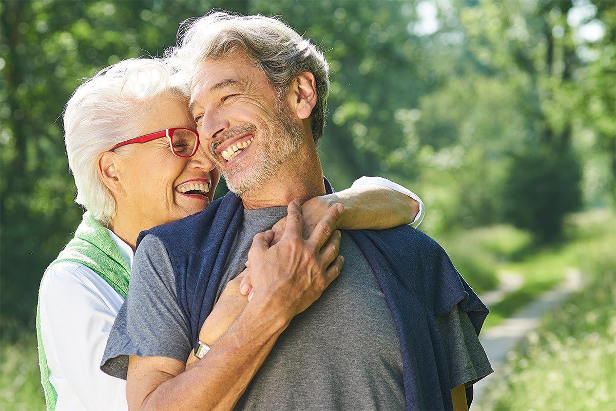 Für immer jung: Unser Lebensstil bestimmt wie schnell wir altern.