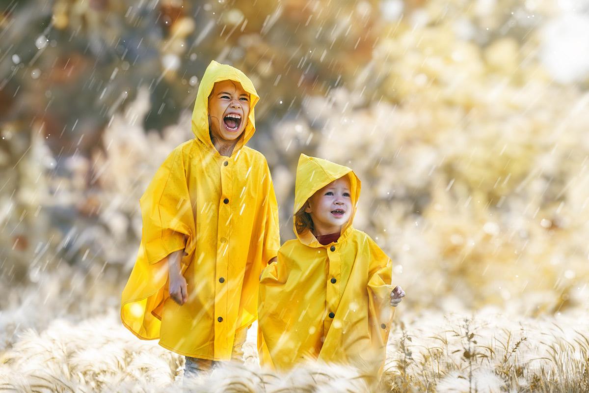 Kinder: Das Immunsystem trainieren in 5 Schritten.