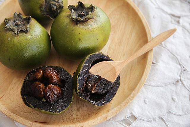 Schwarze Sapote: Frucht mit Schoko-Geschmack?