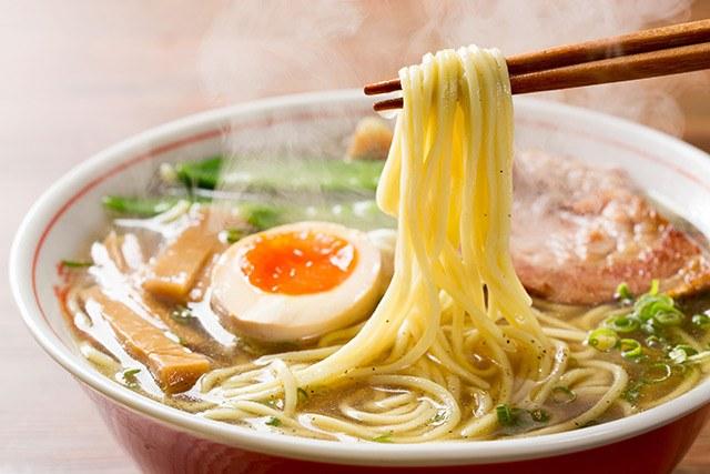Ramen: Gesunde japanische Suppe