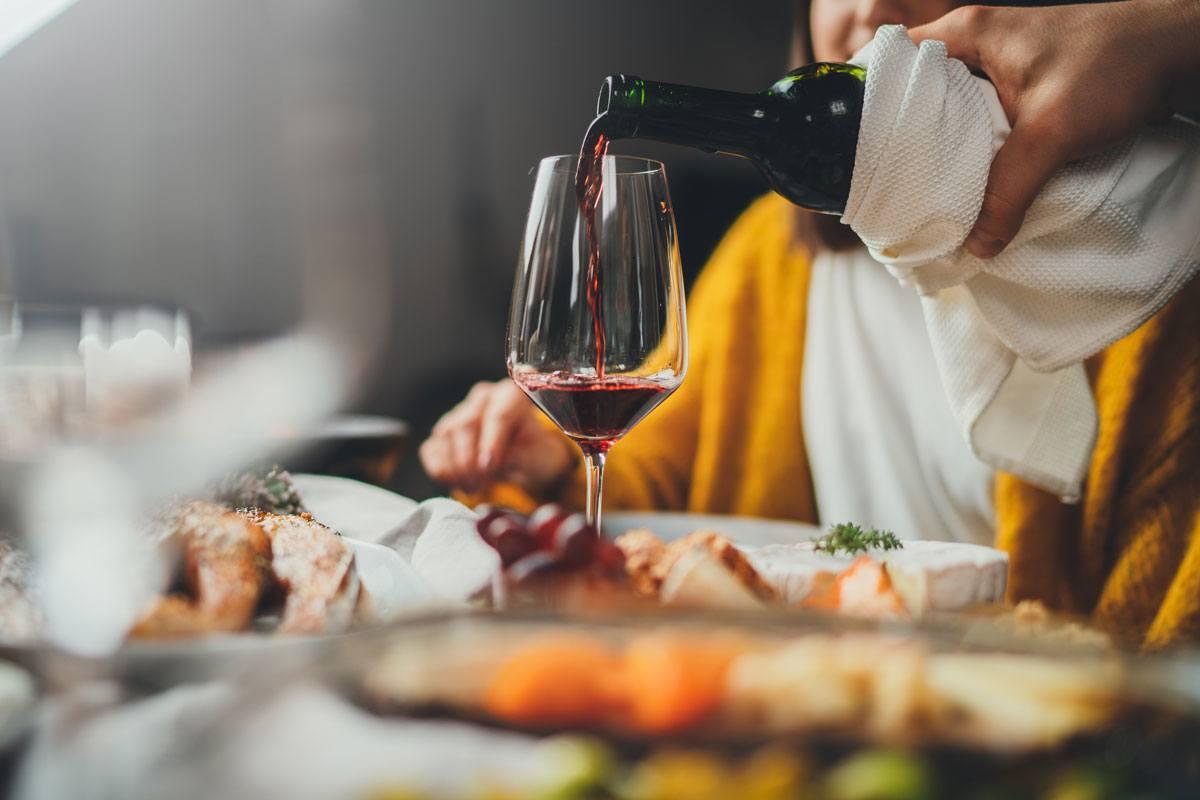Gesunder Rotwein - stimmt das wirklich?