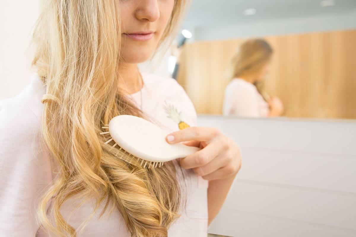 Spuren von Pestiziden finden sich bereits in unseren Haaren.