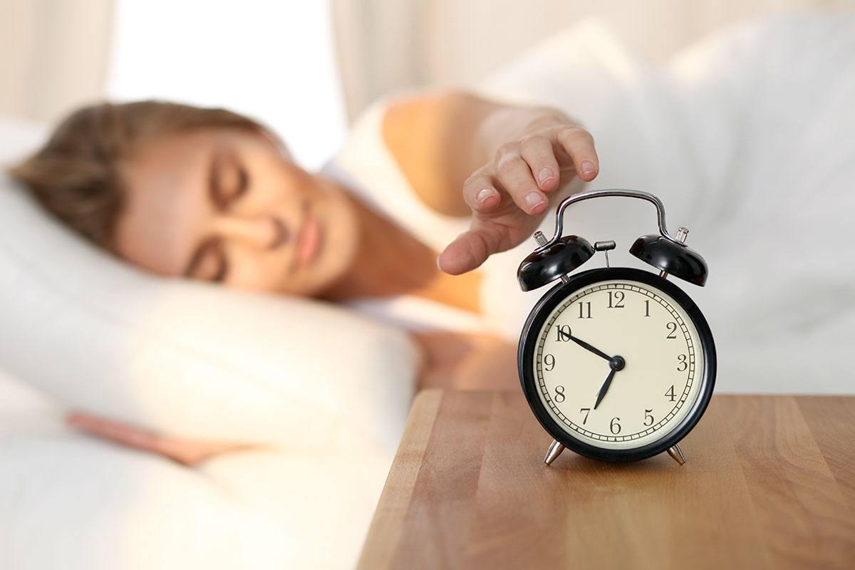 Was ist die optimale Schlafdauer? Es müssen keine acht Stunden sein.