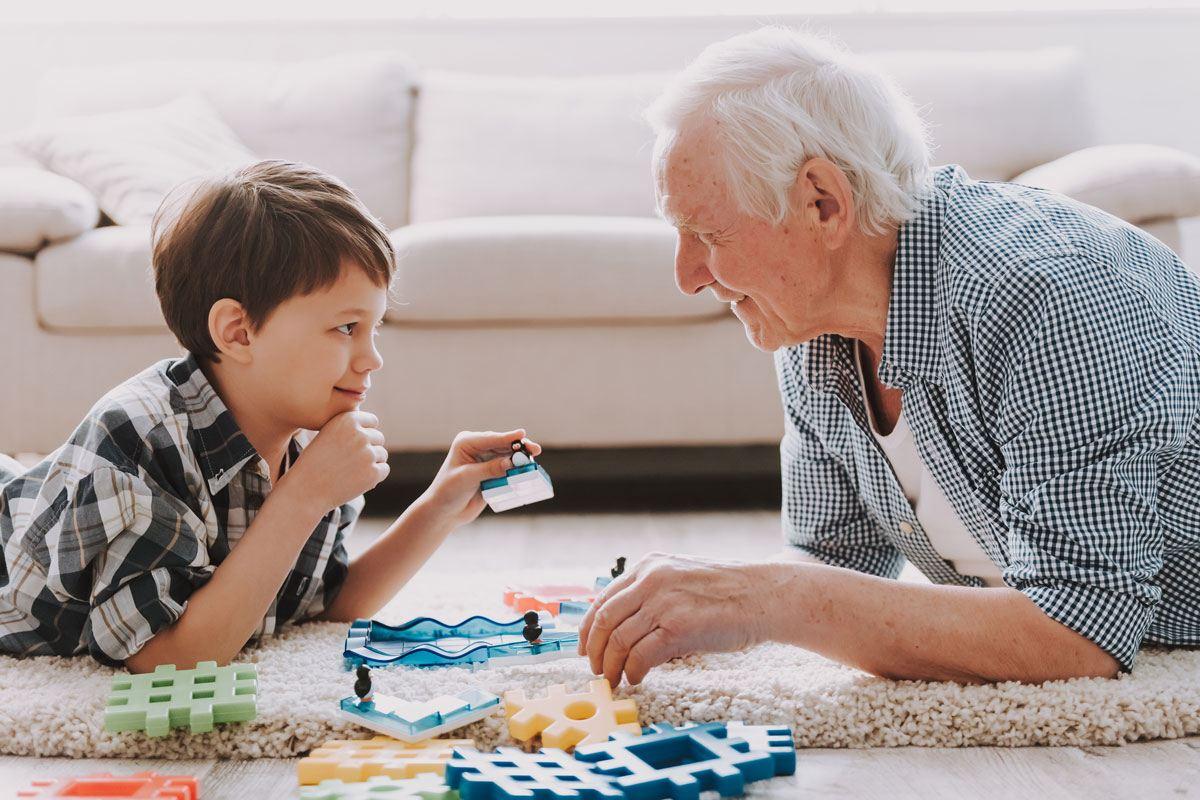 Geistig fit bis ins hohe Alter - es kommt auch auf unsere Lebensweise an.