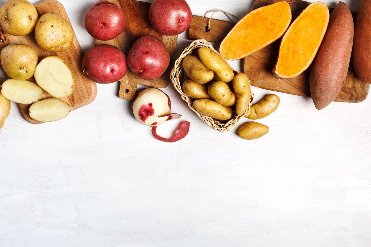 Süßkartoffel oder Kartoffel – welche Knolle sollte öfter auf unserem Teller landen?
