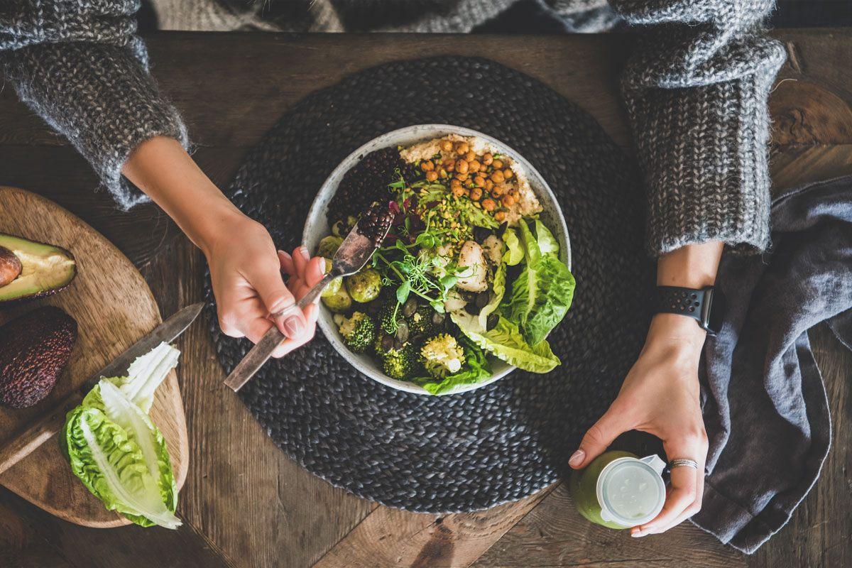 Intervallfasten ist gesund - wenn man das Richtige isst.