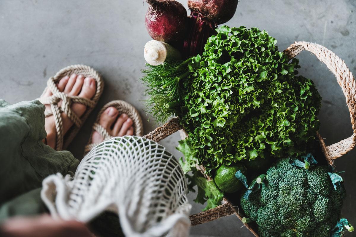Völlig verzichten müssen wir nicht, aber es lohnt sich öfter vegetarisch zu kochen.