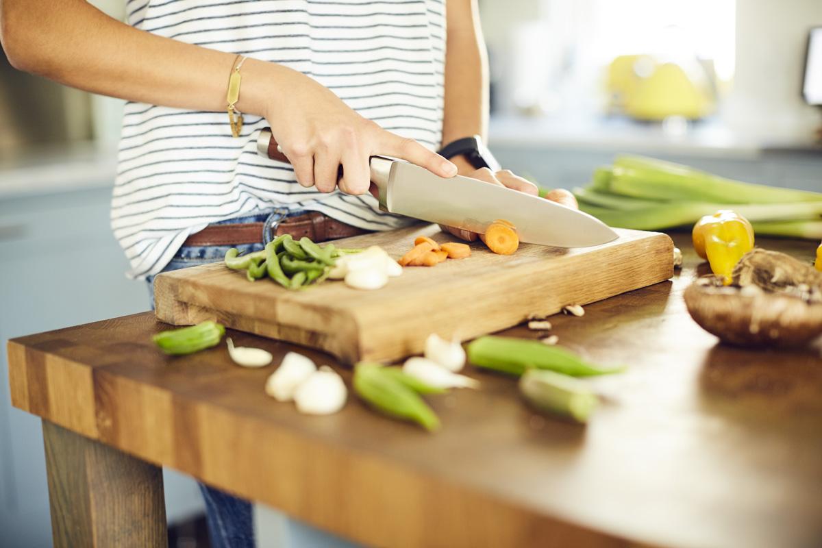 Gerade bei Stress können wir unseren Körper mit der richtigen Ernährung unterstützen.